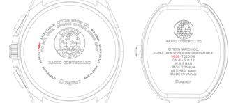 Citizen Watch Battery Replacement Chart Manuals Citizen Watch Global Network
