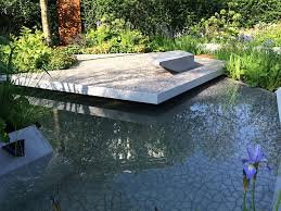 view in gallery ed earth by kaza concrete used by hugo bugg at the chelsea flower show