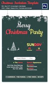 Free Holiday Party Templates Office Christmas Invitation Template Ceansin Me