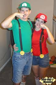 mario and luigi costume diy mario and luigi costume diy mario and luigi