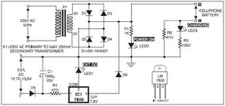 battery charger circuit page power supply circuits gr mobile phone battery charger circuit