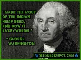Quotes About George Washington Beauteous George Washington Marijuana Quote Stoned Depot