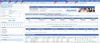 Current Reservation After Chart Preparation Online How To Do Current Reservation Booking In Irctc Way2heart