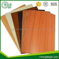 single side high pressure laminate sheet hpl sheet
