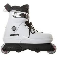 Roces M12 Lo White Skates