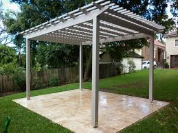 Simple Pergola gallery outside green landscaping 4786 by uwakikaiketsu.us