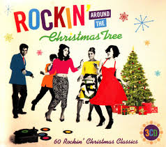 ROCKIN AROUND THE CHRISTMAS TREE 3-CD (NEW) Best Of Rock N Roll ...