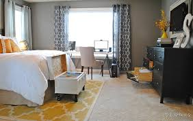 office in master bedroom. Trending How To Create A LOVE LY Master Bedroom Steve Hidder Real Regarding Office In Design