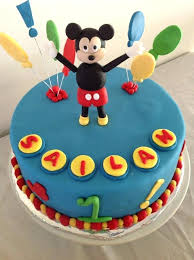 Cake Mickey Mouse Design Mickey Mouse Club Cake Mickey Mouse