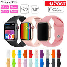 <b>Silicone</b> Wristwatch <b>Bands</b> for sale | Shop with Afterpay | eBay
