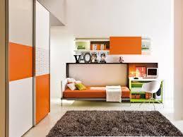 Modern Retro Bedroom Bed Inside Wall Home Design Website Ideas