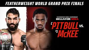 2020 is the twelfth year in the history of bellator mma, a mixed martial arts promotion based in the united states. Bellator 263 Pitbull Vs Mckee The La Forum