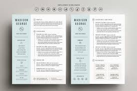 Clean Resume Design Creative Resume Design 24 Wwwomoalata Clean Resume Template Best 3