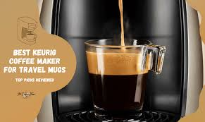 Read on to learn all about ten best keurig coffee makers in 2021 and then simply choose the one that best suits your needs. Best Keurig Coffee Maker For Travel Mugs 2021 Reviewed