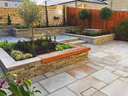 Small Picture Gardens Garden design in Leeds by PWP Landscape Design