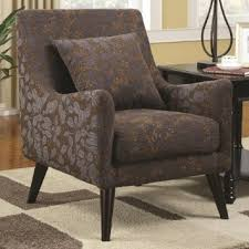 Brown And Blue Living Room Cool Incredible Blue And Brown Accent Chair Accent Chairs Home Design Ideas