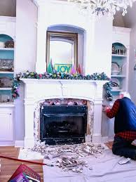 removing tile from fireplace how to remove fireplace mantel and tile removing tile fireplace surround
