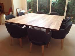 round dining room table for 8. 8 person square dining table round room and chairs within 89 mesmerizing tables for e