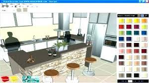 3d Design Kitchen Online Free Interesting Inspiration