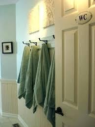 bath towel hook. Fine Bath Decorative Bathroom Towel Hooks Mesmerizing Appealing  Ideas With Reveal For Bath Towel Hook D