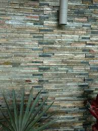 mixed indian slate wall cladding at rs
