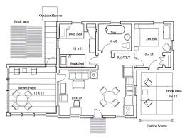 Layout Of Kitchen Garden Restaurant Design Floor Plans Free For Virtual Room Planner