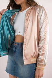 cotton candy cotton candy you re the blush reversible er jacket