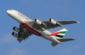 emirates airbus a380 800