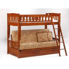 favored brown finished wooden bunk bed desk combo with sofa sleeper and drawer storage as small room organizer bedroom designs tips bed desk dresser combo home