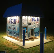 Kooler Ice Vending Machine Locations Amazing Im48night Kooler Ice Vending Machines Ice Vending Machine