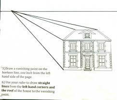 perspective drawings of buildings. How To Draw 3d Buildings Step By The Helpful Art Teacher Perspective Drawing 101drawing A Drawings Of