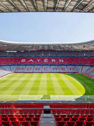 Tickets at the Allianz Arena available in groups of 2, 4 and 10