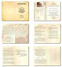 Passport Booklet Template Create Fake Passport Template Psd Photo Strand Of Dna Teran Co