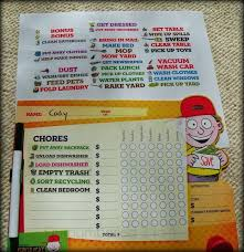 Financial Peace Junior Chore Chart Teaching Kids About Money The Fun Way Financial Peace