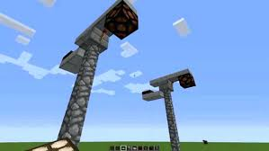 redstone lamp minecraft photo 9 of lamp post 9 how to make an lamp post in redstone lamp minecraft lamp how to craft