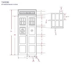 Make Your Own Tardis Door: 9 Steps (with Pictures)