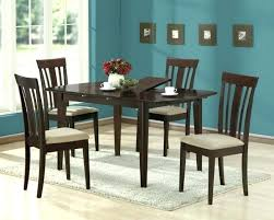 monarch i 1897 dining table 36 x 48 x 60 cappuccino with a leaf 36 inch
