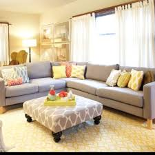 Yellow Living Room Decor Living Room Contemporary Yellow Accessories For Living Room