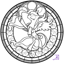 Small Picture My Little Pony Friendship Is Magic Coloring Pages Princess Luna
