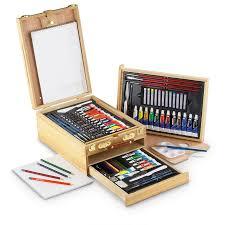 artist easel art easel acrylic paint set oil paint set watercolour paint