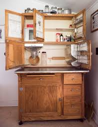 Apartment Size Hoosier Cabinet The Wildwood Flower 1930s Marsh Apartment Sized Hoosier Style
