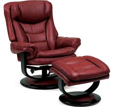 Impulse Reclining Chair & Ottoman by Lane Furniture