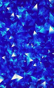 Royal blue wallpaper ...