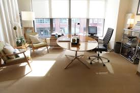 simple design business office. office decor for the modern man observer leather bound books and smell of rich mahogany have simple design business