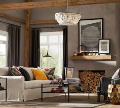 Pottery Barn Living Room Paint Colors 10 Decorating And Design Ideas From Pottery Barns Fall Catalog