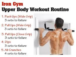 Iron Gym Total Upper Body Workout Bar Review