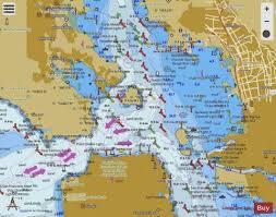 San Francisco Bay To Antioch Marine Chart Us18652_p1832