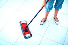 cleaning ceramic tile floors s best way to clean and grout steam mop vinegar