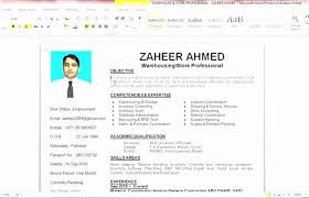 Editing Resume Templates How To Type A On Word Make For