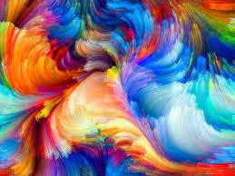 Resultado de imagem para imagens abstratas coloridas